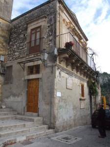 Casa-Museo di Salvatore Quasimodo a Modica
