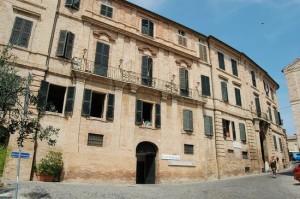 Il Palazzo Leopardi, Recanati