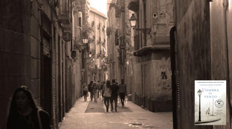 La Barcellona di Zafon - Arco del Teatro