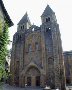 Chiesa di Sainte-Foy a Conques