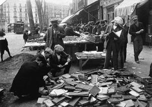La Barcellona di Zafon - Feria di libri in Ronda di San Antoni