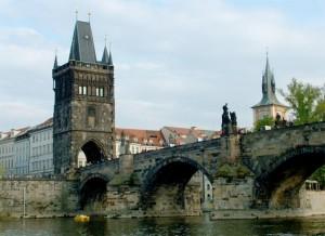 Ponte Carlo, forse il più celebre simbolo di Praga