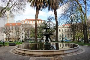 La Lisbona di Tabucchi - Praca da Alegria