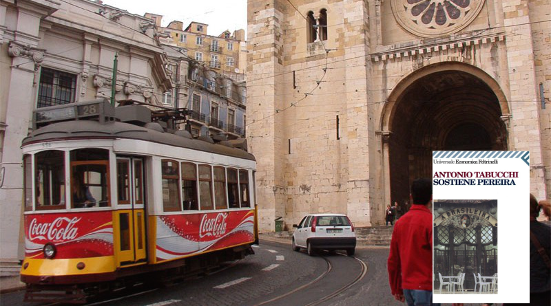 La Lisbona di Antonio Tabucchi