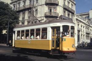 La Lisbona di Tabucchi - Rua Alexandre Herculano