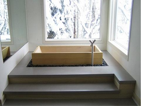 Vasca Da Bagno Ofuro : Vasca da bagno giapponese bagno giapponese arredo bagno piacenza