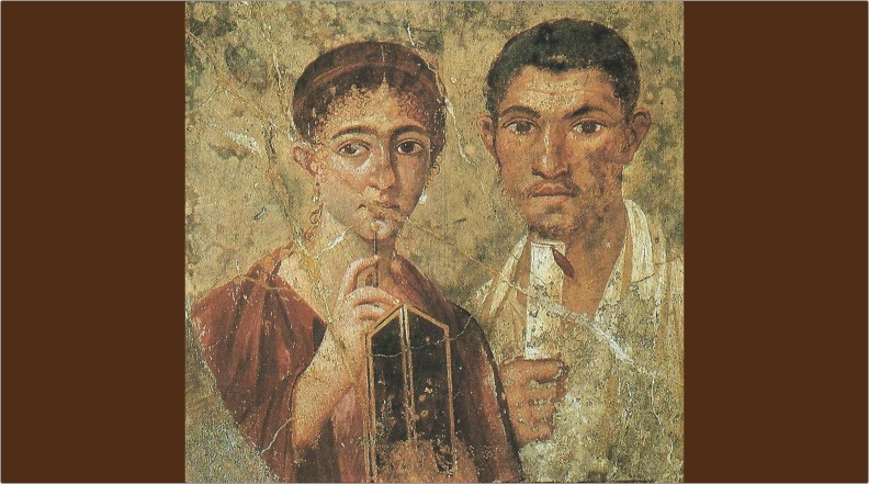 paquio proculo e sua moglie