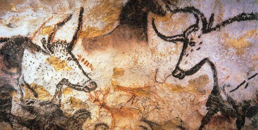 le grotte di lascaux
