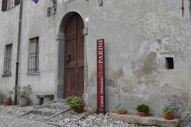 Casa natale di Giuseppe Parini a Bosisio Parini