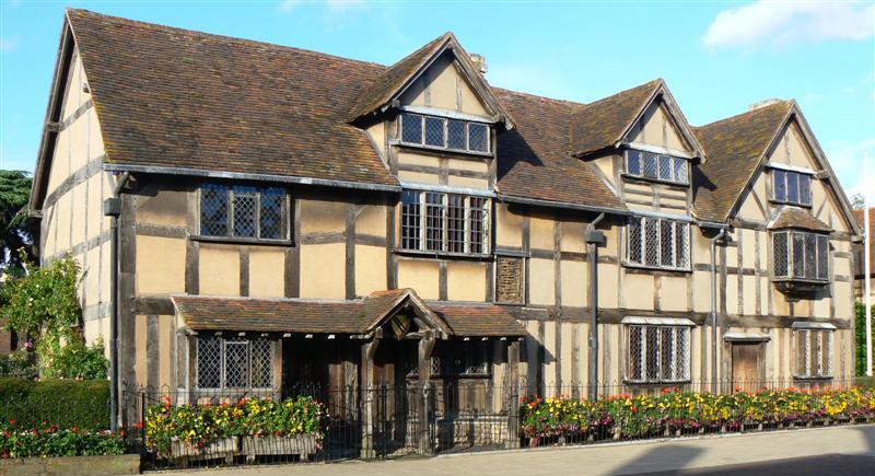 Casa natale di William Shakespeare