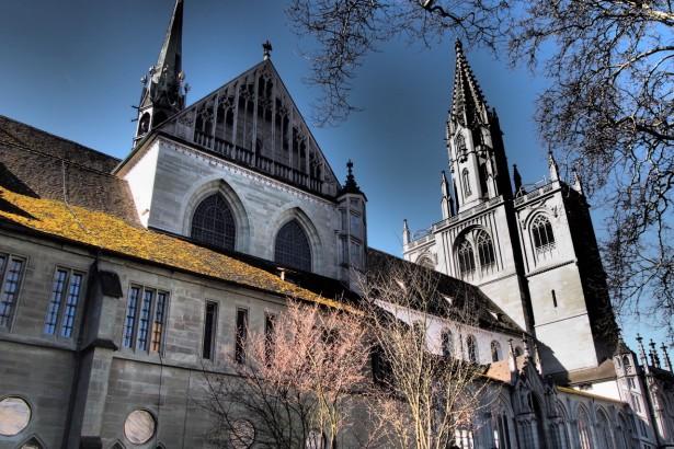Cattedrale di Costanza: dal 1414 al 1418 ospitò il Concilio di Costanza