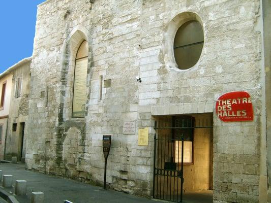 Chiesa di Santa Chiara ad Avignone: Petrarca incontra Laura