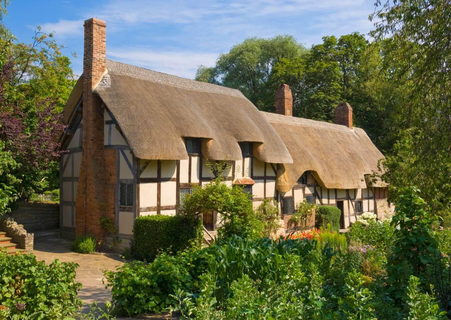 Il cottage di Anne Hathway