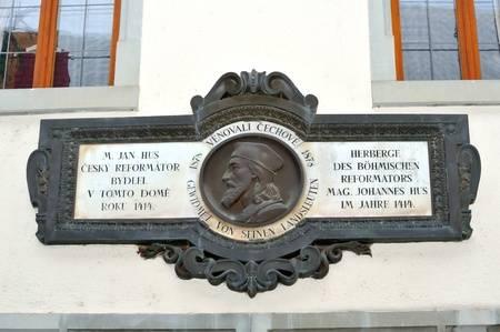 La casa di Costanza che ospitò Jan Hus nel 1414