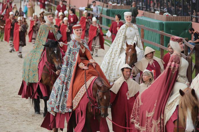 Il Palio di Legnano - Rievocazione storica della battaglia di Legnano