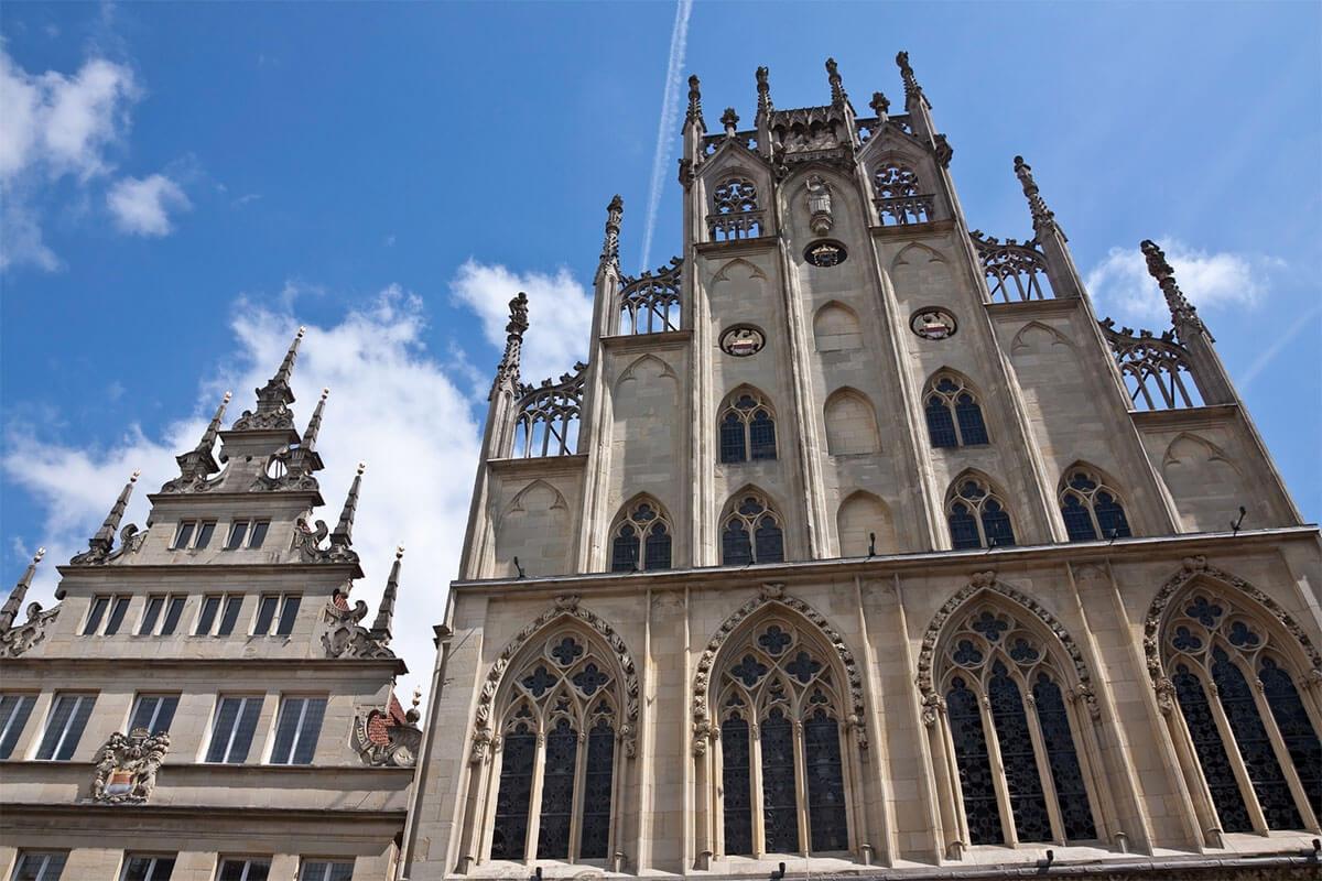 A Münster la firma della pace di Vestfalia