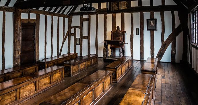 Stratford upon Avon: i luoghi di Shakespeare