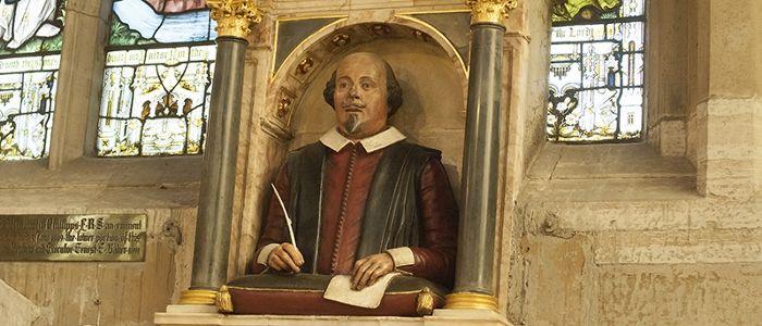 Monumento funebre di William Shakespeare