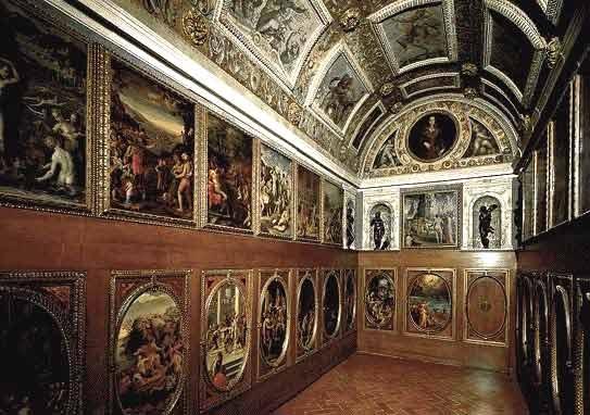 Studiolo di Francesco I de' Medici in Palazzo Vecchio, Firenze