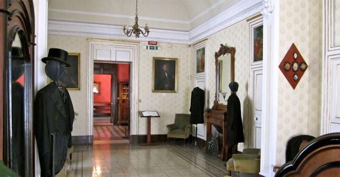 Casa Museo Giovanni Verga, via Sant'Anna 8, Catania