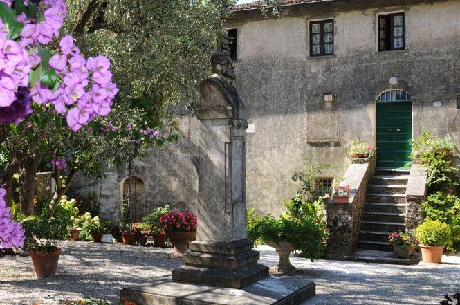 Casa natale di Giosue Carducci, Valdicastello (LU)