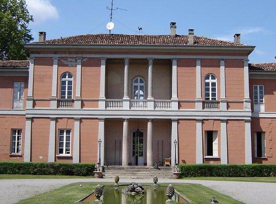 Villa Manzoni a Brusuglio, Cormano (MI)