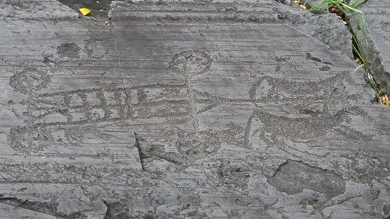 Le incisioni rupestri della Valcamonica