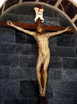 Crocefisso del Brunelleschi in Santa Maria Novella