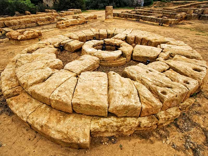 Santuario delle Divinità Ctonie