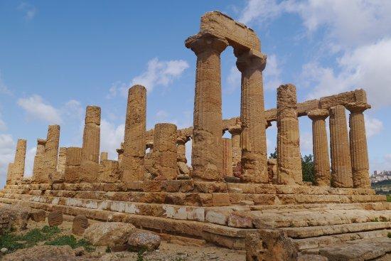 Tempio di Giunone nella Valle dei Templi