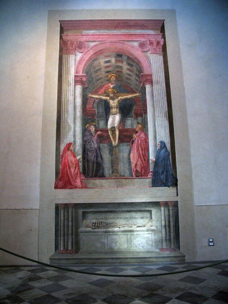 Trinità di Masaccio