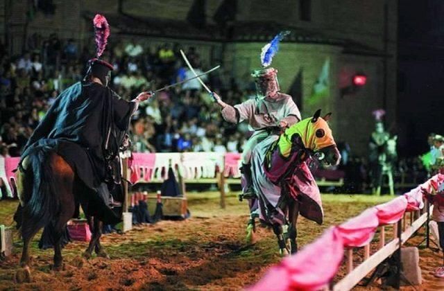 Festa medievale a Offagna