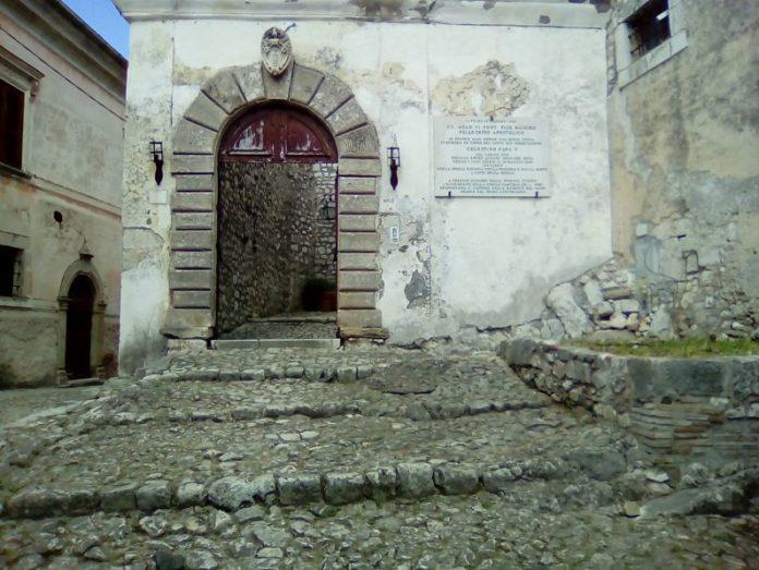 Il castello di Fumone: la prigione di Celestino V