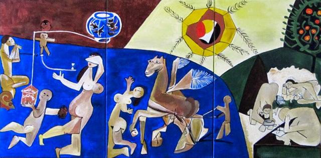 Pablo Picasso, La pace, 1952